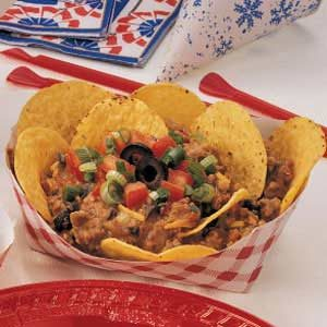 Blue-Ribbon Beef Nachos