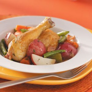 Sunday Chicken Supper Recipe