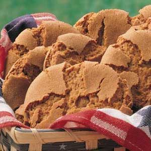 Jumbo Molasses Cookies Recipe
