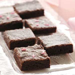 Easy Fudgy Brownies Recipe
