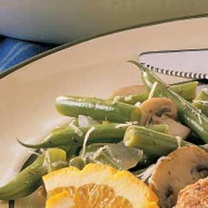 Garden Green Beans Recipe