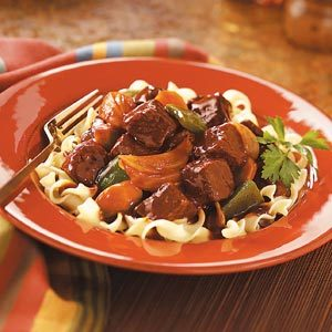 Sweet-Sour Beef Recipe