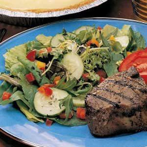 Thyme Vinaigrette Salad Recipe