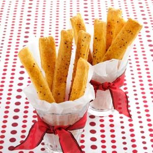 Cheesy Straws Recipe