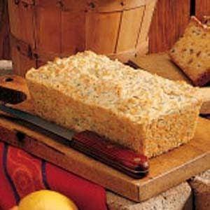 Cheddar-Dill Bread Recipe