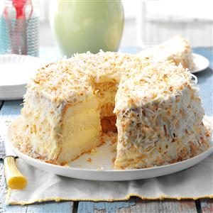 Lime Angel Food Cake Recipe