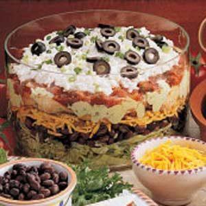 Pork Fajita Salad Recipe