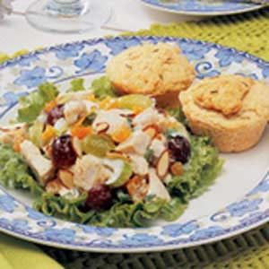 Dijon Chicken Salad