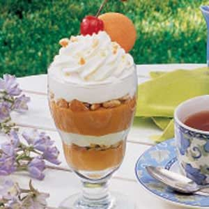 Butterscotch Parfaits Recipe