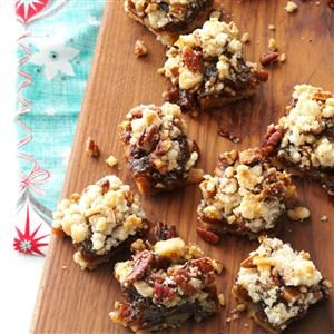 Mincemeat Cookie Bars Recipe
