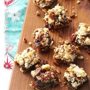 Mincemeat Cookie Bars Recipe