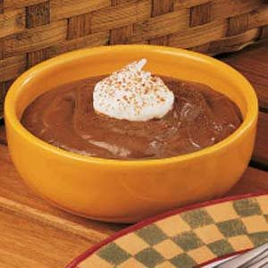 Chocolate Pudding For One Recipe