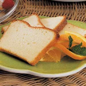 Orange Loaf Cake Recipe