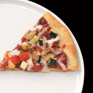 Whole Wheat Veggie Pizza