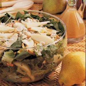 Roquefort Pear Salad Recipe