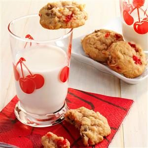 Cheery Cherry Cookies Recipe