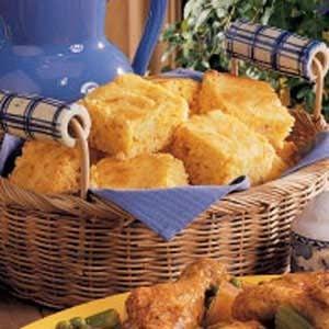 Cheddar Corn Bread Recipe