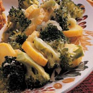 Broccoli Squash Bake Recipe