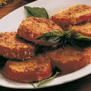 Crumb-Coated Tomatoes Recipe