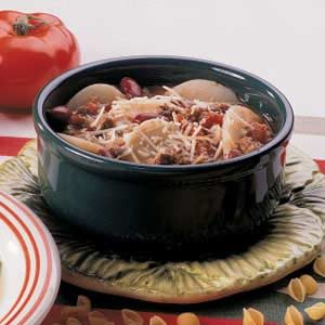 Scalloped Potato Chili Recipe