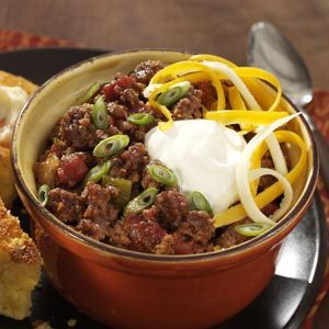 No-Bean Chili Recipe