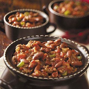 Ground Beef Chili Recipes