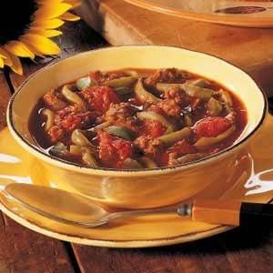 Green Bean Chili Recipe