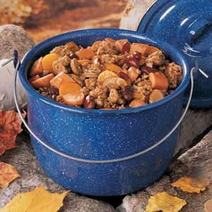 Chuck Wagon Chili Recipe