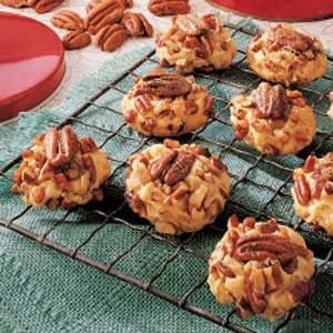 Butter Pecan Cookies Recipe