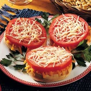 Tomato Cheese Melt Recipe