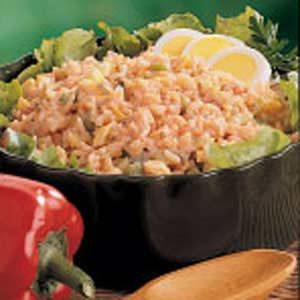 Picnic Rice Salad Recipe