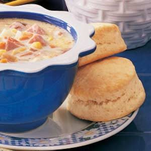 Basic Biscuits Recipe