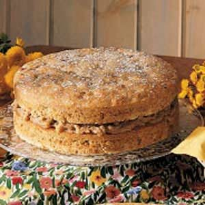 Banana Nut Layer Cake Recipe