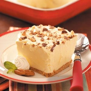 Butter Pecan Crunch Recipe