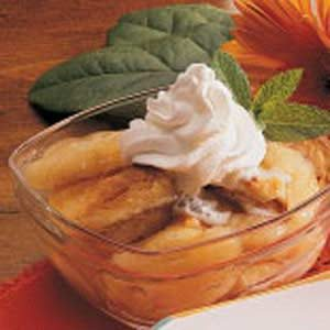 Biscuit Apple Cobbler
