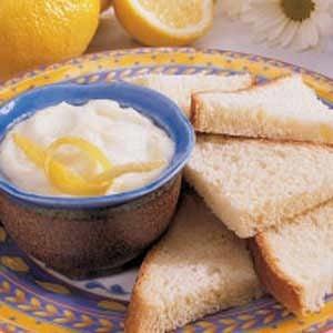Sour Cream Lemon Bread Recipe