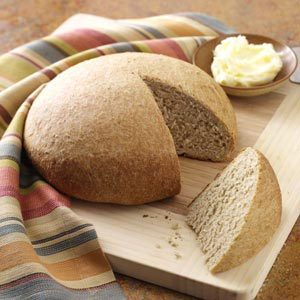 Honey & Oat Yeast Bread Recipe