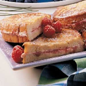 Berry-Stuffed French Toast Recipe