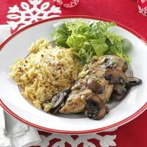 Company Chicken Madeira Recipe