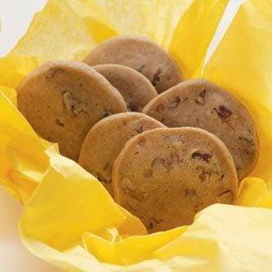 Lemon Refrigerator Cookies Recipe