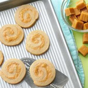 Caramel Swirls Recipe