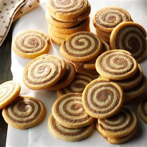Basic Chocolate Pinwheel Cookies Recipe