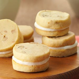 Caramel Creams Recipe