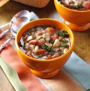 Tuscan Portobello Stew Recipe