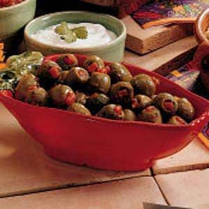 Spiced Olives Recipe