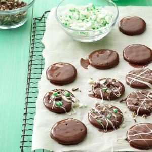 Troop Beverly Hills: Easy Mint Thins