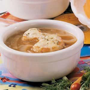 Symphony Onion Soup Recipe