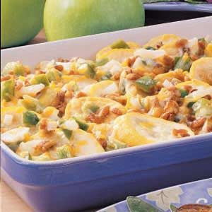 Summer Squash Bake Recipe