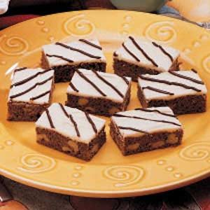 Fudge Ripple Brownies