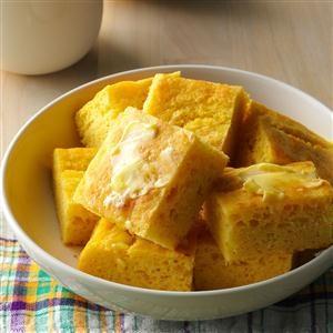 Savory Corn Bread Recipe
